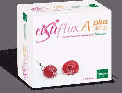 Cistiflux per ematuria (sangue nelle urine)